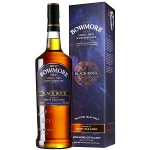 Bowmore black rock