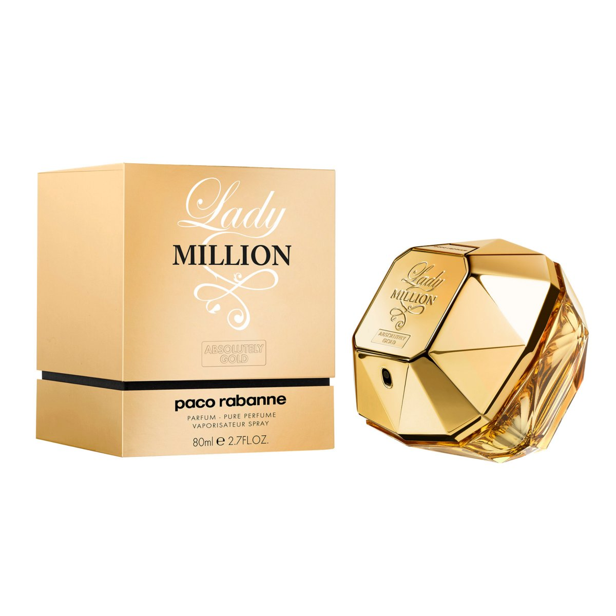 lady million paco rabanne manche iles express. Black Bedroom Furniture Sets. Home Design Ideas
