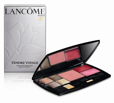 Tendre voyage Palette – Lancôme